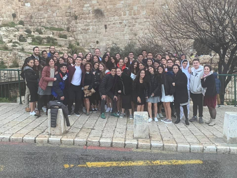 Trips to Israel